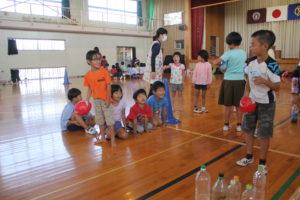 11月 倉岡小学校2年生と交流活動